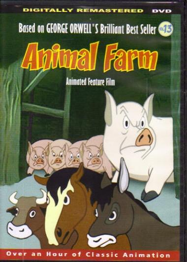 AnimalFarmCover