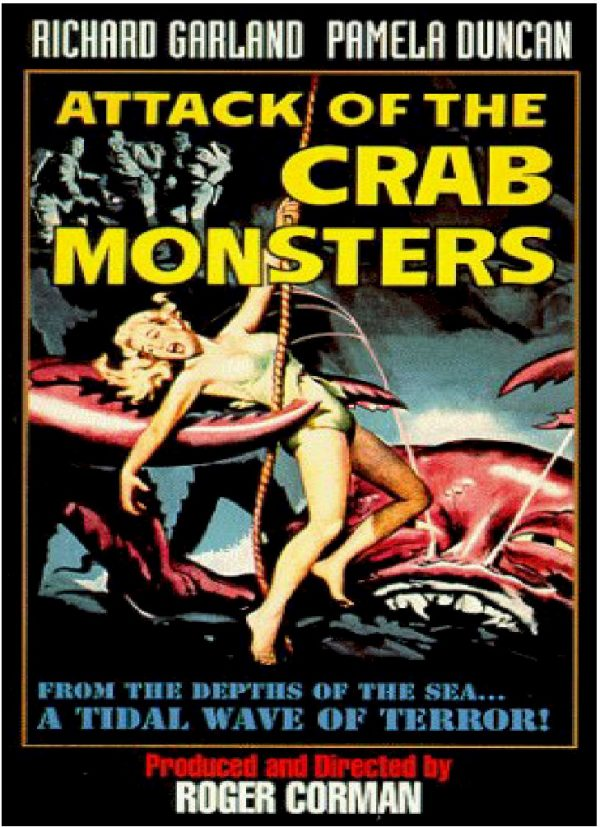 Attack Of The Crab Monstersfront
