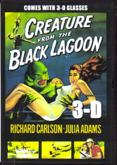 CreatureBlackLagoon3D