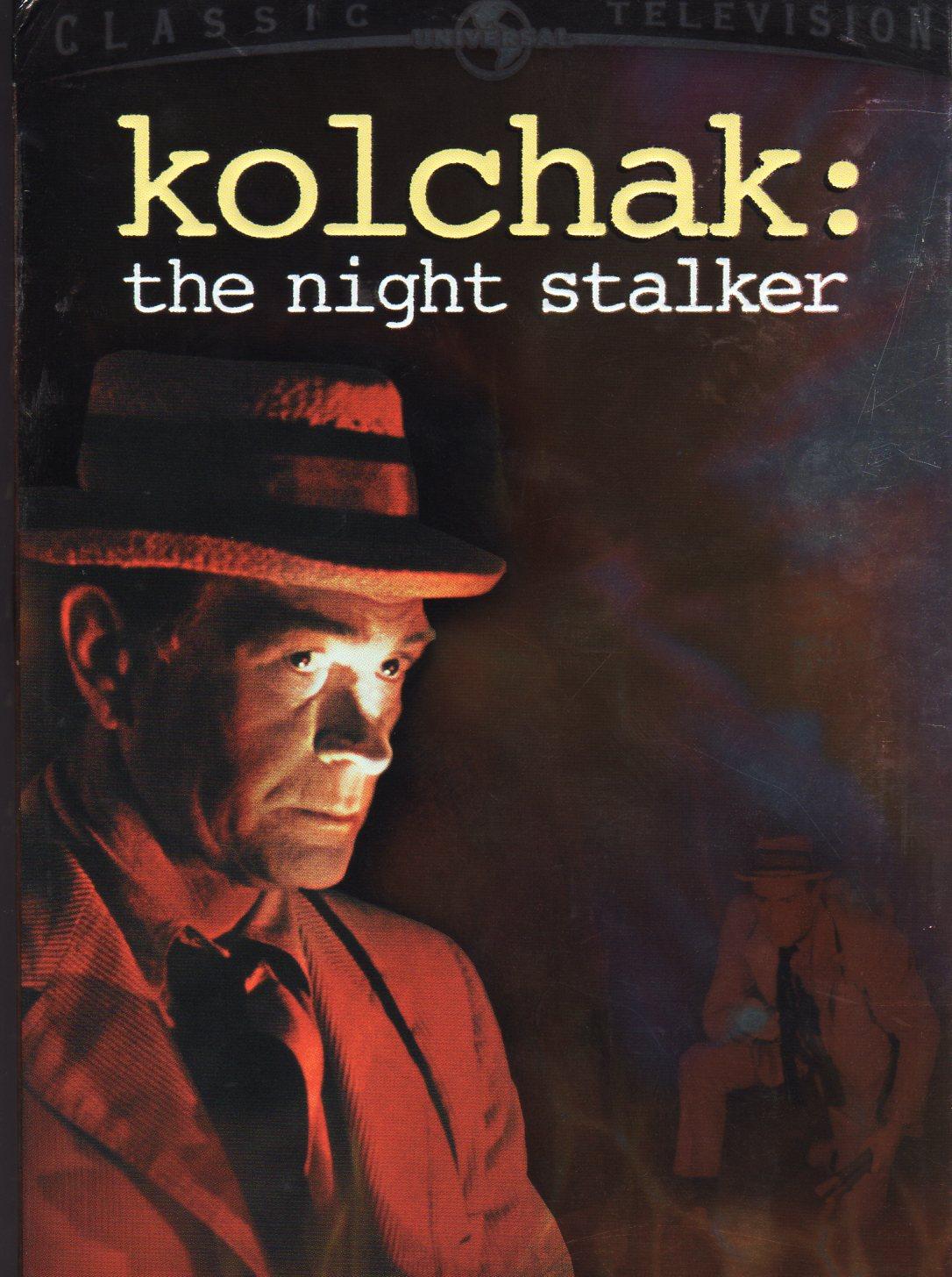 Kolchak - The Night Stalker (1974) - Scorpio TV