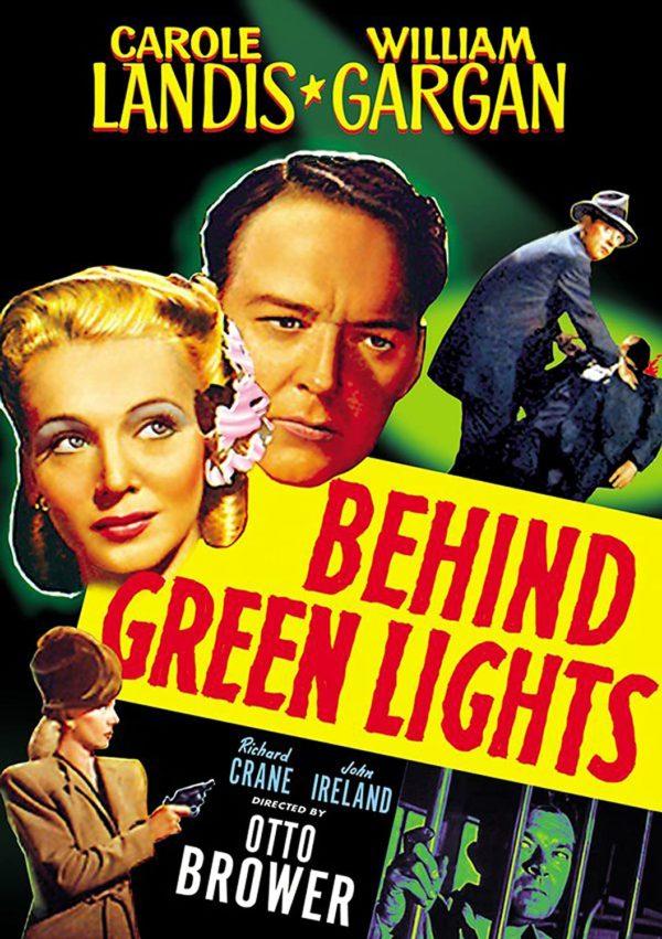 behind green lights dvd