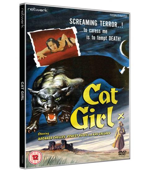 cat girl dvd