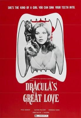 draculas great love