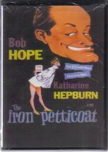 iron petticoat cover