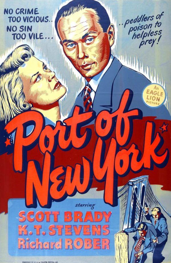 port of new york dvd
