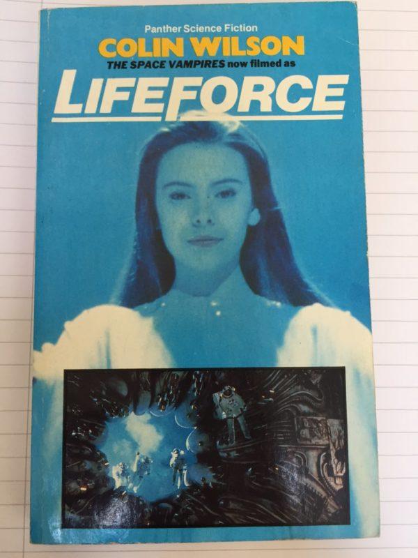 lifeforce paperback