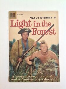 light in the forest comic