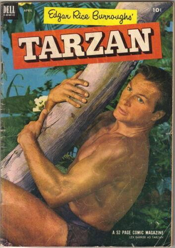 tarzan 43 comic