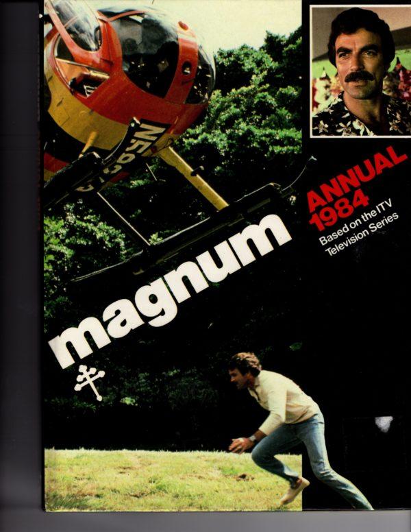 magnum PI annual