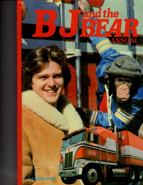 bj and the bear 1981